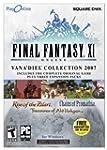 Final Fantasy XI: The Vana'diel Colle...