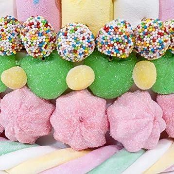 tarta cumpleaños de chuches para niña: Amazon.es: Handmade