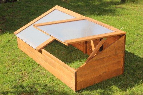 sale gewchshaus treibhaus frhbeet kasten aus holz. Black Bedroom Furniture Sets. Home Design Ideas