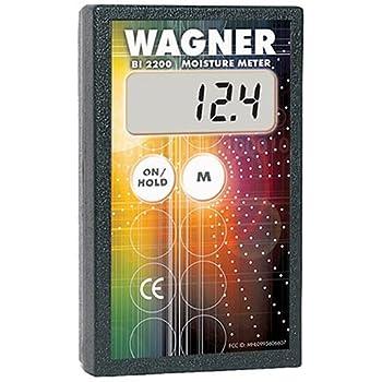 Wagner Bi2200 Building Inspection Moisture Meter