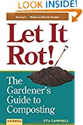 #9: Let it Rot!: The Gardener's Guide to Composting (Third Edition) (Storey's Down-To-Earth Guides)