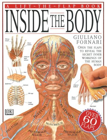 Inside the Body (Lift-the-flap Book)