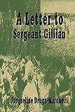 A Letter to Sergeant Gillian, Jacqueline Druga-Marchetti, 158851112X