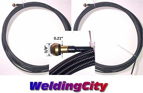 WeldingCity 2-pk Wire Liner 35-40-15 (0.030