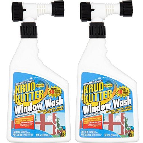KRUD KUTTER WW32H Window Wash, 32-Ounce, 2-Pack