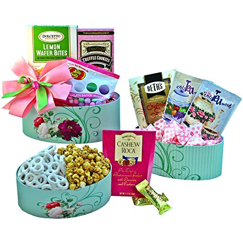 Fanciful Flavors Gourmet Food Gift Tower (Fanciful Baskets)
