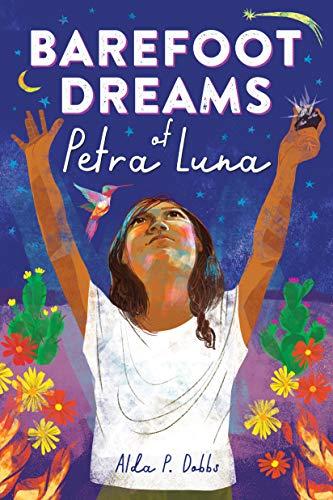 Book Cover: Barefoot Dreams of Petra Luna