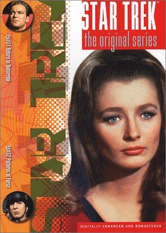 Star Trek - The Original Series, Vol. 26, Episodes 51 & 52: Return to Tomorrow/ Patterns of Force