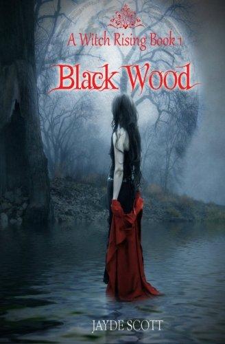 Black Wood rising Jayde Scott