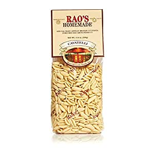 Amazon.com : Rao's Homemade Cavatelli Pasta, 17.6 Oz Bag