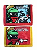 Assorted Looney Tunes Marvin The Martian Tri-Fold Wallet