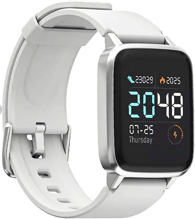 HAYLOU LS01 Global Versión Reloj Inteligente Ritmo cardíaco Rastreador de Ejercicios IP68 Pulsera Impermeable 210mAh 14 días en Espera Mi Reloj Inteligente LS01 para teléfono Android iOS