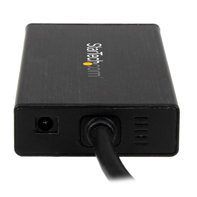 Amazon.com: startech.com externa Tarjeta de vídeo Multi ...
