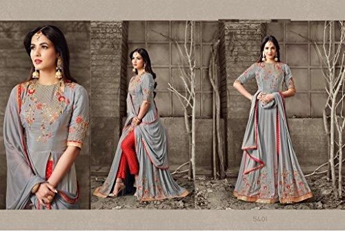usura culturale designer tradizionale indiano salwar abito partito costume su 928 misura bollywood etnico OIP0qPB