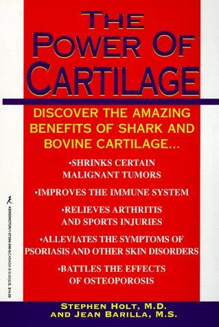 The Power Of Cartilage - Shark Cartilage Benefits