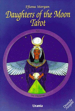 Daughters of the Moon. Tarot. Buch mit 75 Karten: Set