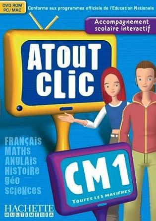 atout clic cm1