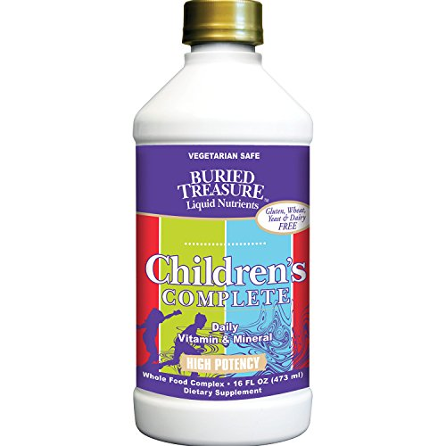 Buried Treasure - Children's Complete - Daily Vitamin and Mineral