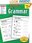 Scholastic Success with Grammar: Grade 1
