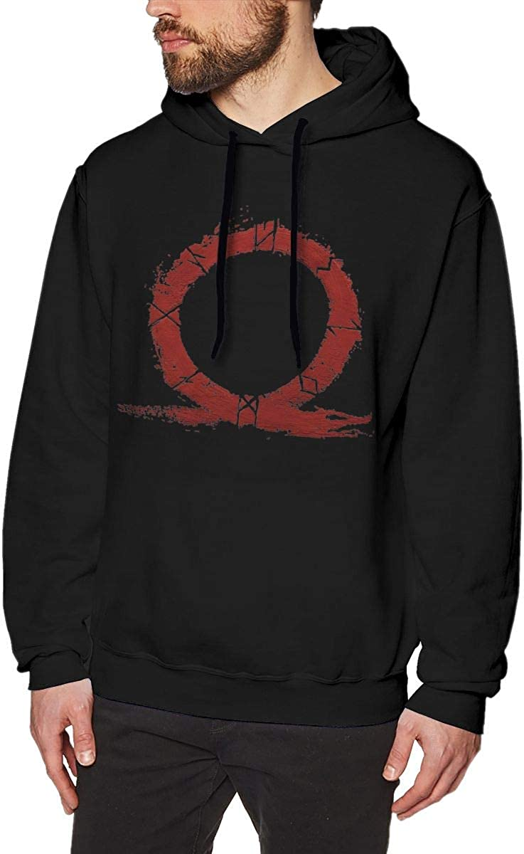 Lemonationob God of War 4 Personalized Mens Hoodie Without Pocket