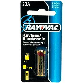 12 volt alkaline primary battery replaces for 12 volt battery for garage door keypad