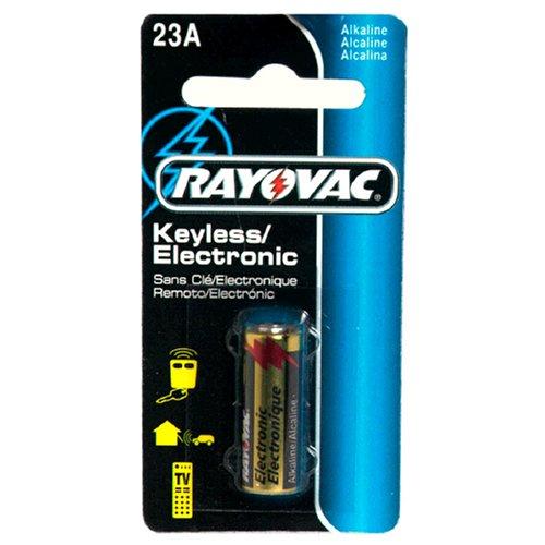 Rayovac 12 Volt Alkaline Keyless Entry Battery 23A Size
