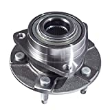 TUCAREST 513190 Front Wheel Bearing and Hub Assembly Compatible With 2005 Chevrolet Equinox 2006 Pontiac Torrent 2002-2007 Saturn Vue [5 Lug Non-ABS]