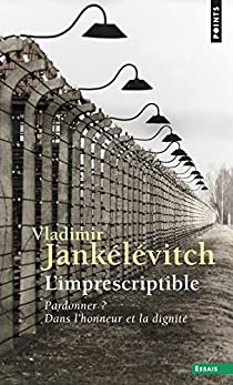 L'imprescriptible par Jankélévitch