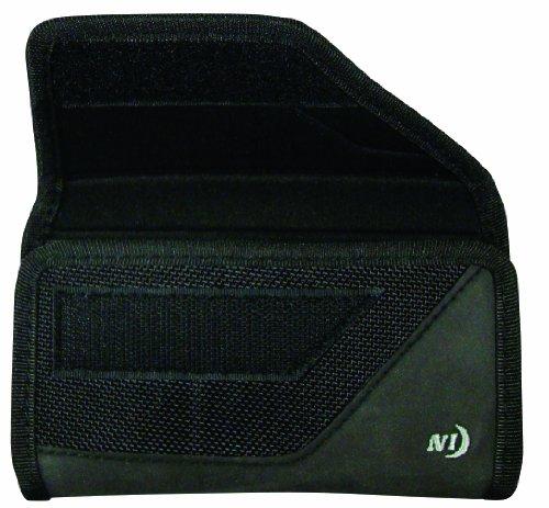 Nite Ize Clip Case Sideways – Retail Packaging – Black, Outdoor Stuffs