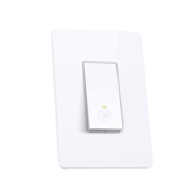 TP-Link Smart Wi-Fi Light Switch, Works with Amazon Alexa, No Hub ...