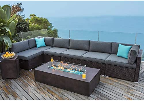 Christopher Knight Home Crested Bay Aluminum Outdoor Chat Set