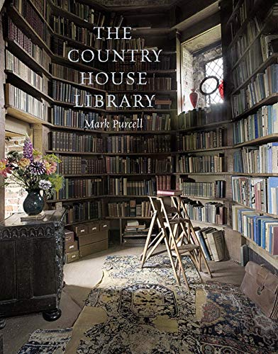 Country House Library por Mark Purcell