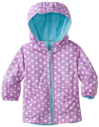 Osh Kosh Baby Girls' Print Reversible Jacket