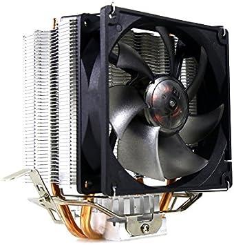 Suranus Disipador CPU Socket Intel AMD su-cool16095W 85x 110x 70mm Socket LGA 11511150115511567751366AM4AM3+ AM3AM2+ AM2FM2+ FM1Ventilador Procesador Cooler