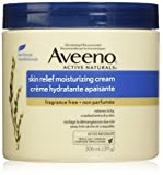 Best Moisturizing Face Creams - Aveeno Skin Relief Moisturizing Cream, 312g Review