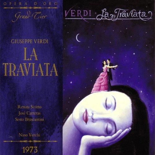 (Verdi: La Traviata: Dell'invito trascorsa e gia l'ora - Chorus, Violetta, Flora, Marquis, Doctor, Gastone, Alfredo, Baron)