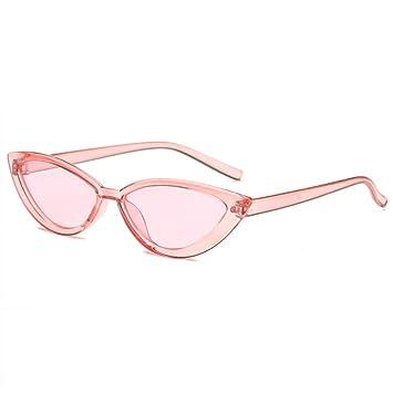 LLLM Gafas de sol Gafas de Sol con Montura Transparente ...
