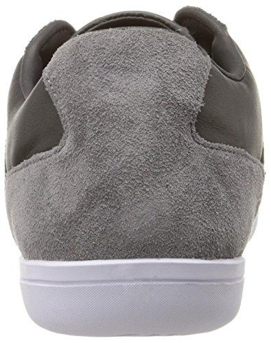 Black Casual Minimal Lacoste Court Men's Fashion Sneaker HcSqvgYn7v