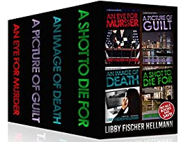 The Ellie Foreman Mysteries -- Boxed Set: The Ellie Foreman Mystery Series (The Ellie Foreman Mysteries 1-4) by [Hellmann, Libby Fischer]