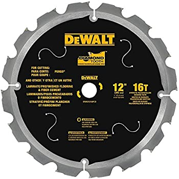Freud D1216lf Pcd Laminate Flooring Blade Amazon Com