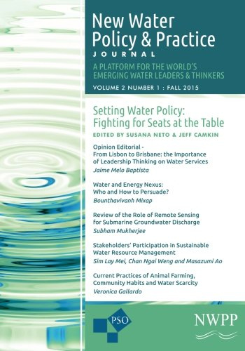 Setting Water Policy: Fighting for Seats at the Table: New Water Policy & Practice: Volume 2, Number 1 PDF ePub book