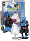 Uncle Deadly Action Figure (Blue Variant with White Ghost)