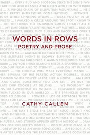 Words in Rows