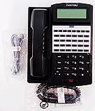 #2: Iwatsu Omega-Phone ADIX IX-12KTD-3 Black Display Speakerphone
