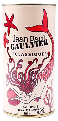 Jean Paul Gaultier Le Classique Summer Eau De Toilette Spray, 3.3 Fluid Ounce -  Nandansons (DROPSHIP), JPG-721856