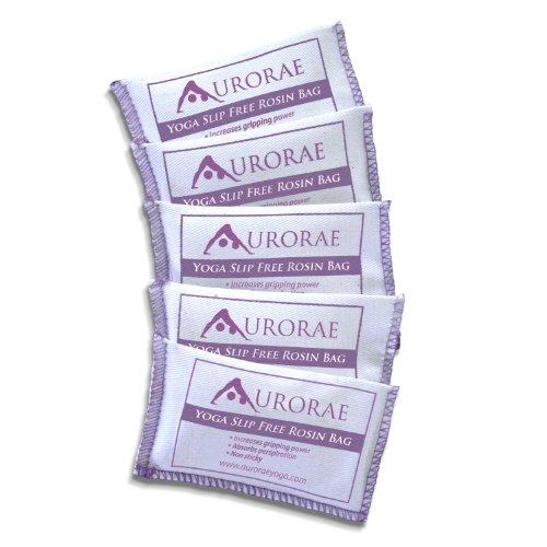 Aurorae Yoga Non Slip Rosin Bag 5 Pack Black Hole Chalk Bag