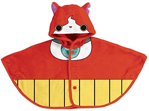 "YO-kai Watch ""Jiba-nyan"" Poncho for children (S)"
