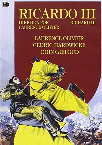 Richard III - Ricardo III - Laurence Olivier. B01I05X54E