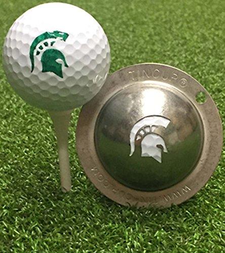 Golf Ball Alignment System - 8