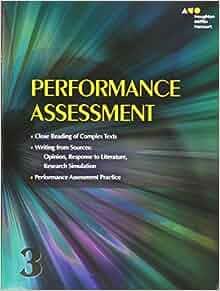 Teacher Assessment Book